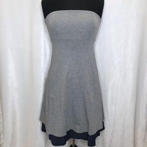 Lululemon beat the heat reversible strapless dress